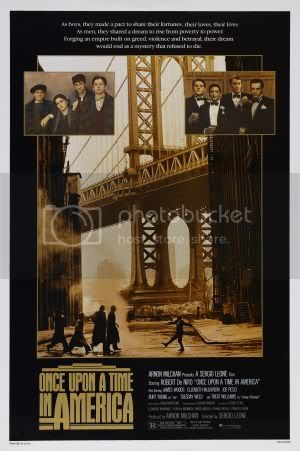 Once Upon a Time in America poster Pictures, Images and Photos