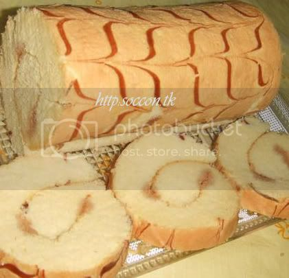 Roll cake &#8211; Bnh bng lan cun da vn thy