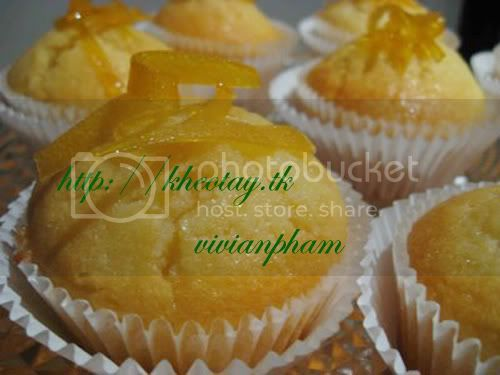 Cch lm bnh Butter Cupcake